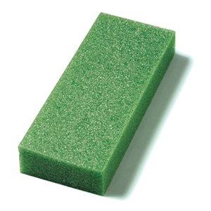"""Feuille styrofoam 12x36x1"""" vert"""