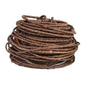 OASIS Rustic wire 18ga / 70' brun